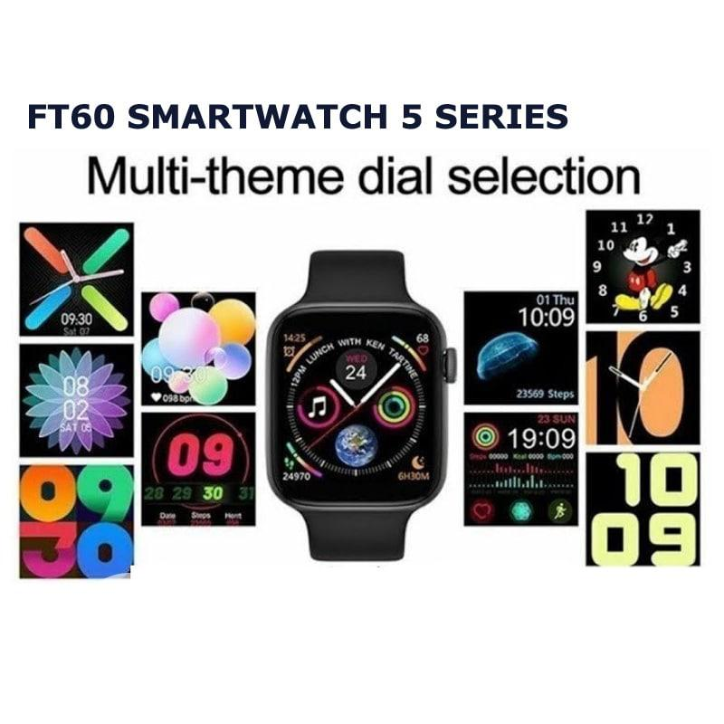 Archive: FT60 Smart Watch