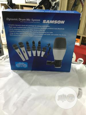 Samson 7kit 7-piece Drum Microphone Set | Musical Instruments & Gear for sale in Abuja (FCT) State, Wuse 2