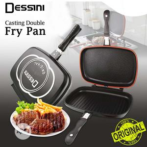 36cm Dessini Double Sided Grill Pan | Kitchen & Dining for sale in Abuja (FCT) State, Karu