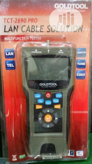 Lan Cable Solution Tester   Measuring & Layout Tools for sale in Lagos State, Ojo