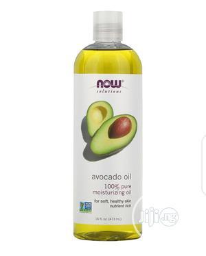 Now Pure Avocado Moisturizing Oil | Skin Care for sale in Lagos State, Ojo