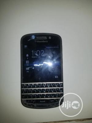 BlackBerry Q10 16 GB Black | Mobile Phones for sale in Lagos State, Kosofe