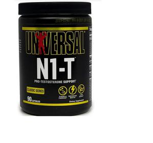 Muscle Tech N1 T 90 Capsules Natural Testosterone Support   Vitamins & Supplements for sale in Lagos State, Amuwo-Odofin