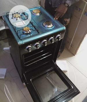 Brand New Skyrun 4burners Gas Cooker With Oven Blue Flame | Kitchen Appliances for sale in Lagos State, Ojo