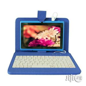 Kids Educational Tablet PC With Free Keyboard Case Blue   Toys for sale in Enugu State, Enugu