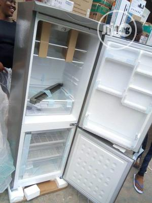 New LG 269S Double Door Refrigerator Bottom Freezer Warranty   Kitchen Appliances for sale in Lagos State, Ojo