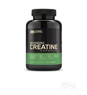 Creatine Capsules 2500mg, 100 Capsules | Vitamins & Supplements for sale in Lagos State, Ikeja