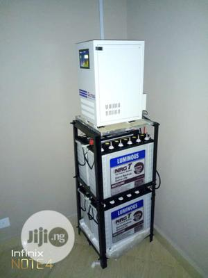 5kva Inverter With Tubular Batteries | Solar Energy for sale in Lagos State, Ajah