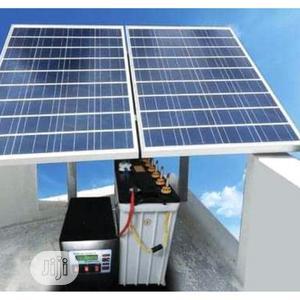 1kva Inverter Full Solar Installation   Solar Energy for sale in Lagos State, Ajah
