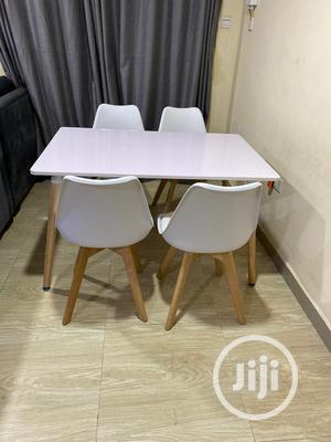Super Quality Set of Imported Dinning Table With 4 Chairs | Furniture for sale in Lagos State, Ojo