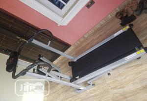 Manual Treadmill With Stepper and Twister   Sports Equipment for sale in Lagos State, Eko Atlantic