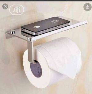 Tissue Holders With Mobile Phone Holder   Home Accessories for sale in Lagos State, Amuwo-Odofin