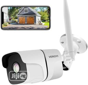 Veroyi 1080P Wi-fi Outdoor IP Camera With Night Vision   Security & Surveillance for sale in Lagos State, Ikeja