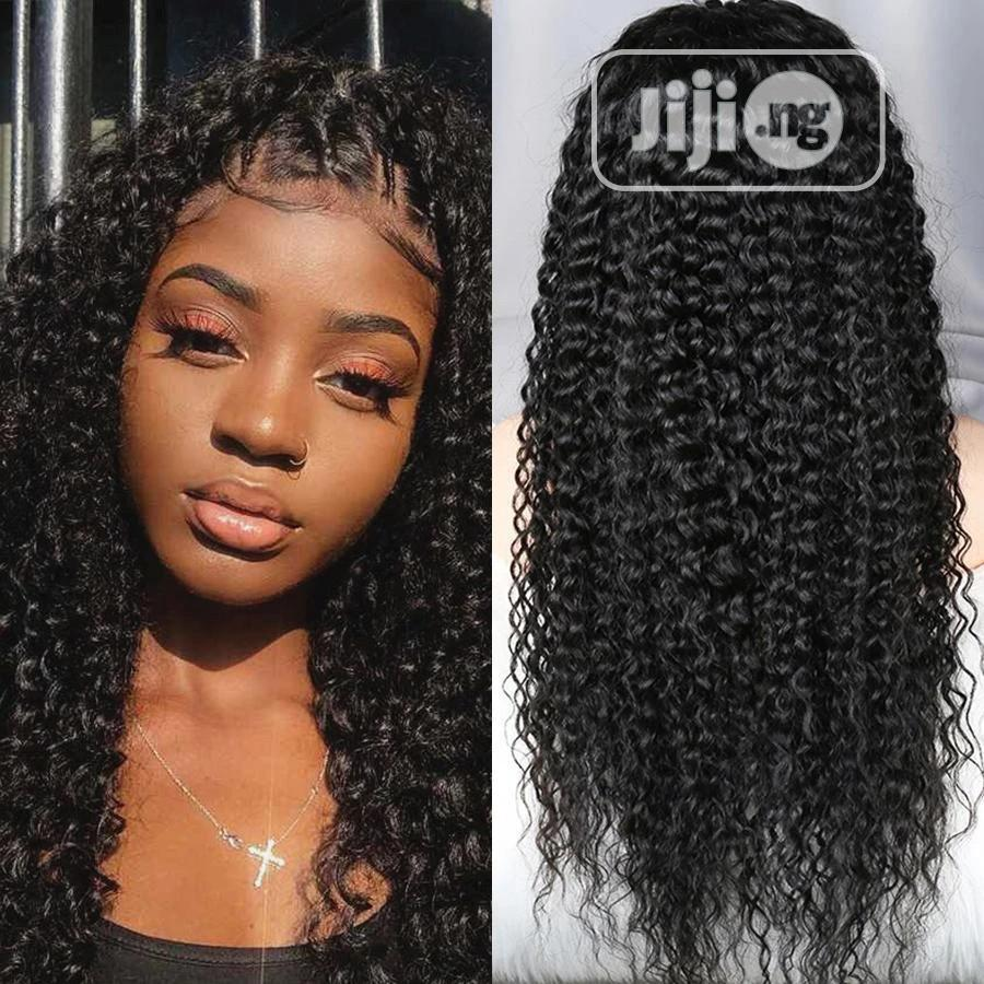Archive: Premium Quality Lace Curly Wig