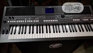 Yamaha Psr.S670 Professional Keyboard Original | Musical Instruments & Gear for sale in Lagos State, Ikeja