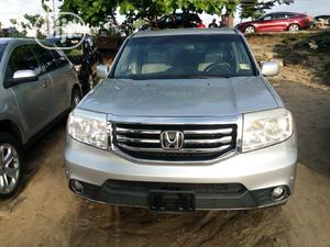 Honda Pilot 2012 Silver | Cars for sale in Lagos State, Apapa