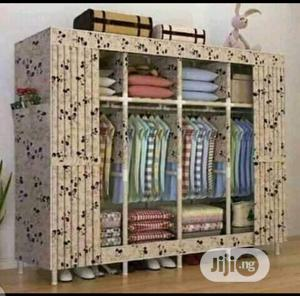Movable Wooden Wardrobe | Furniture for sale in Lagos State, Ogudu