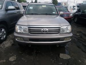 Toyota Land Cruiser 2006 100 4.7 Executive Silver | Cars for sale in Lagos State, Apapa