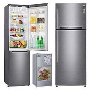 LG Bottom Freezer Refrigerator GC-269VL 227L   Kitchen Appliances for sale in Lagos State, Ikeja