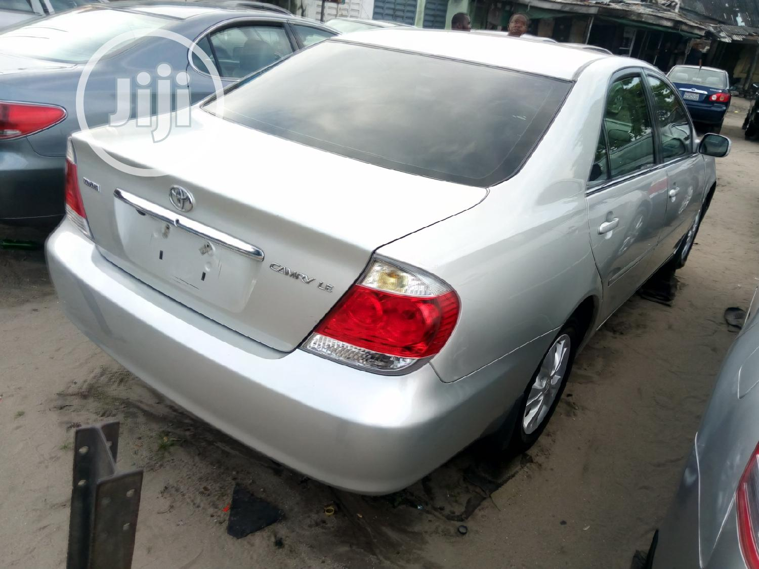 Toyota Camry 2006 Silver | Cars for sale in Apapa, Lagos State, Nigeria