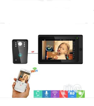 """Touch Screen Video Doorbell IP INTERCOM 7""""Wired/Wireless   Home Appliances for sale in Lagos State, Ikeja"""