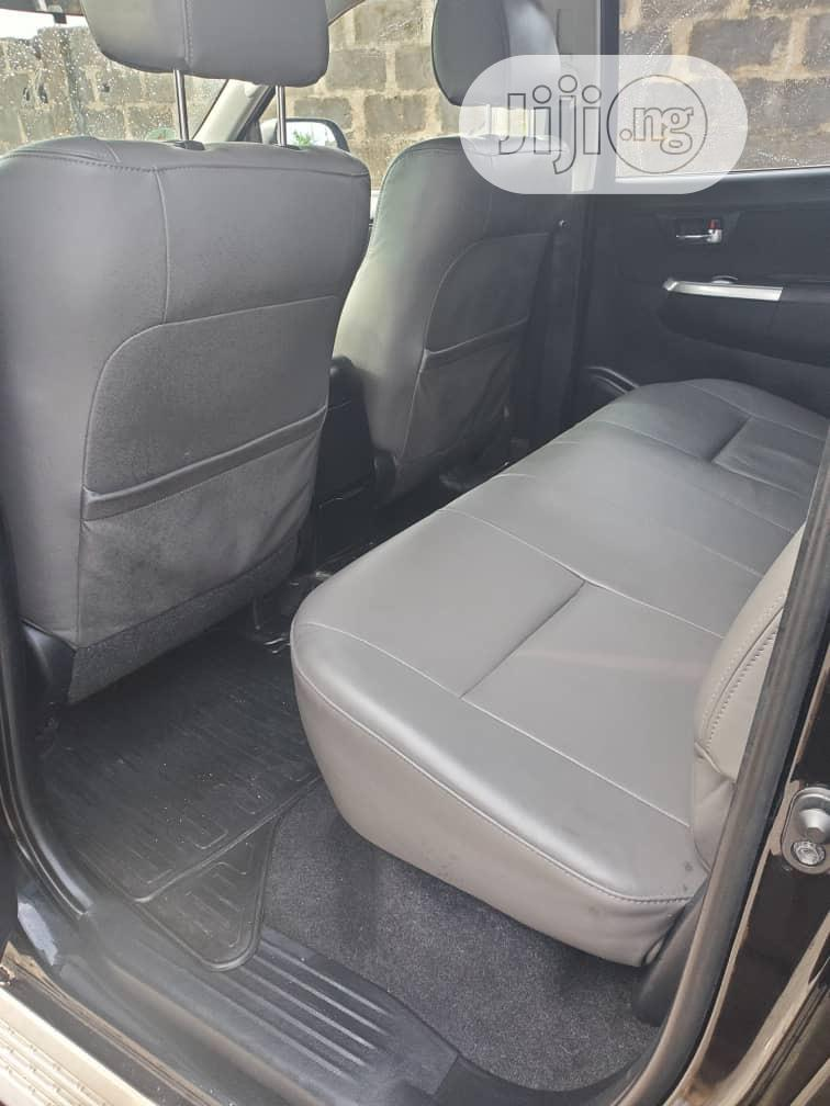 Toyota Hilux 2015 Black   Cars for sale in Magodo, Lagos State, Nigeria
