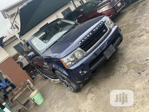 Land Rover Range Rover Sport 2011 Blue | Cars for sale in Lagos State, Surulere