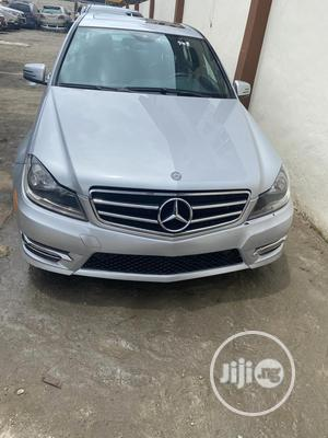 Mercedes-Benz C300 2013 Silver | Cars for sale in Lagos State, Surulere