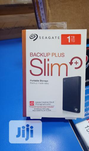 Seagate 1tb External Drive | Computer Hardware for sale in Rivers State, Port-Harcourt