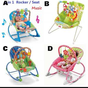 2in1 Infant To Toddler Rocker   Children's Gear & Safety for sale in Lagos State, Alimosho