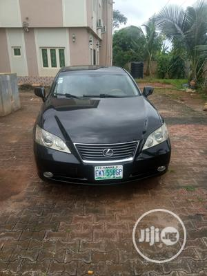 Lexus ES 2008 350 Black | Cars for sale in Osun State, Ilesa