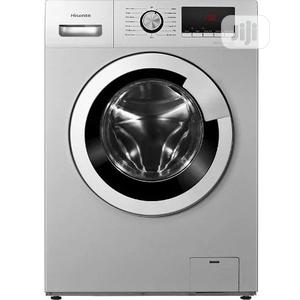 Hisense Wm 6012s 6kg Front Loader Automatic Washing Machine   Home Appliances for sale in Oyo State, Ibadan