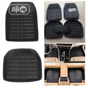 Black Universal Car Auto Floor Mats | Vehicle Parts & Accessories for sale in Lagos State, Maryland