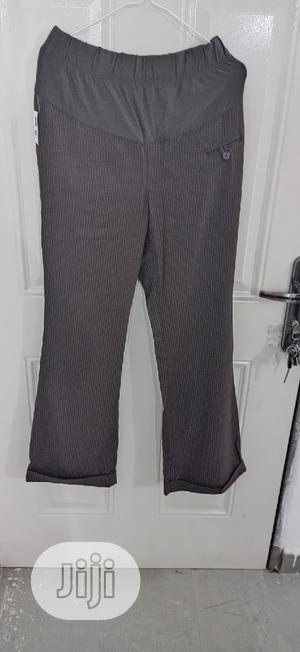 Baby Gap Brown Work Maternity Trouser | Maternity & Pregnancy for sale in Abuja (FCT) State, Wuse 2