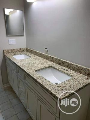 Cabinets Slabs, Marble, Granite | Building & Trades Services for sale in Lagos State, Orile