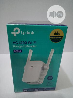 TP Link AC 1200 Wifi Range Extender RE305 | Networking Products for sale in Lagos State, Ikeja