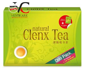 Natural Clenx Tea Duo Pack 55 Teabag   Vitamins & Supplements for sale in Lagos State, Ojo