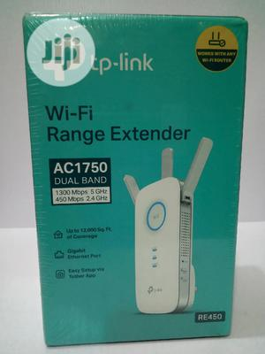 Tp Link Ac1750 Dual Band Range Extender Re450   Networking Products for sale in Lagos State, Ikeja