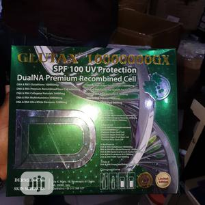 GLUTAX 10000000GX SPF100 Dualna Premium Recombined Cell   Vitamins & Supplements for sale in Lagos State, Amuwo-Odofin
