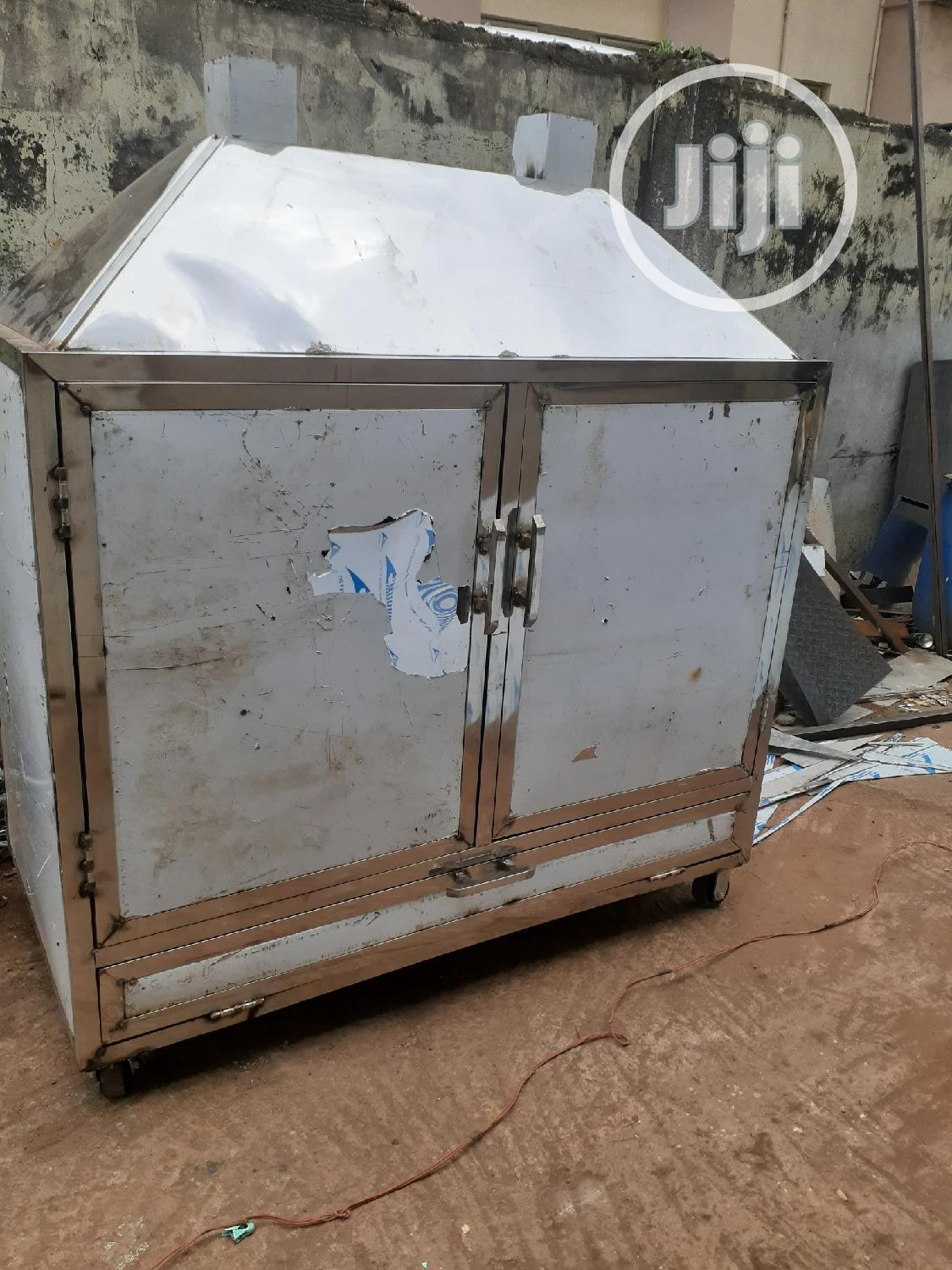 Cat Fish Smoking Kiln (Genuine Stainless Steel) | Farm Machinery & Equipment for sale in Port-Harcourt, Rivers State, Nigeria