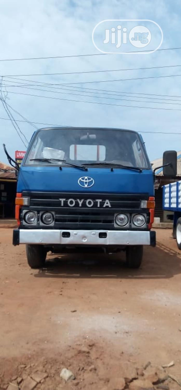 Archive: Toyota Dyna 200