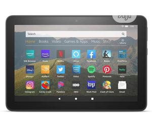 New Amazon Fire HD 8 32 GB Black   Tablets for sale in Lagos State, Ikeja
