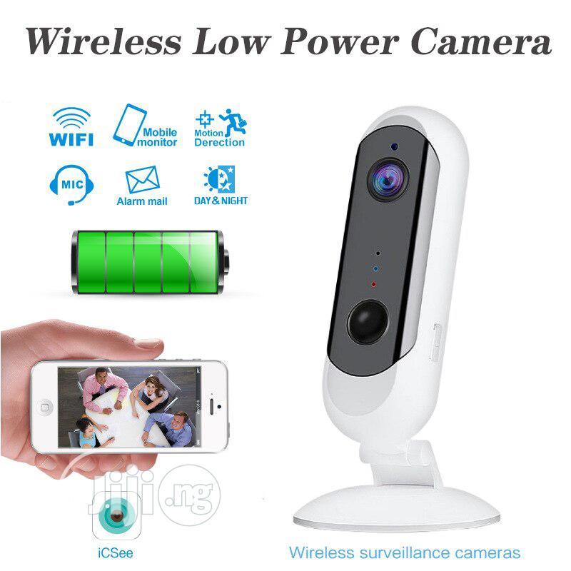 Battery Powered 1080P WIFI IP Camera