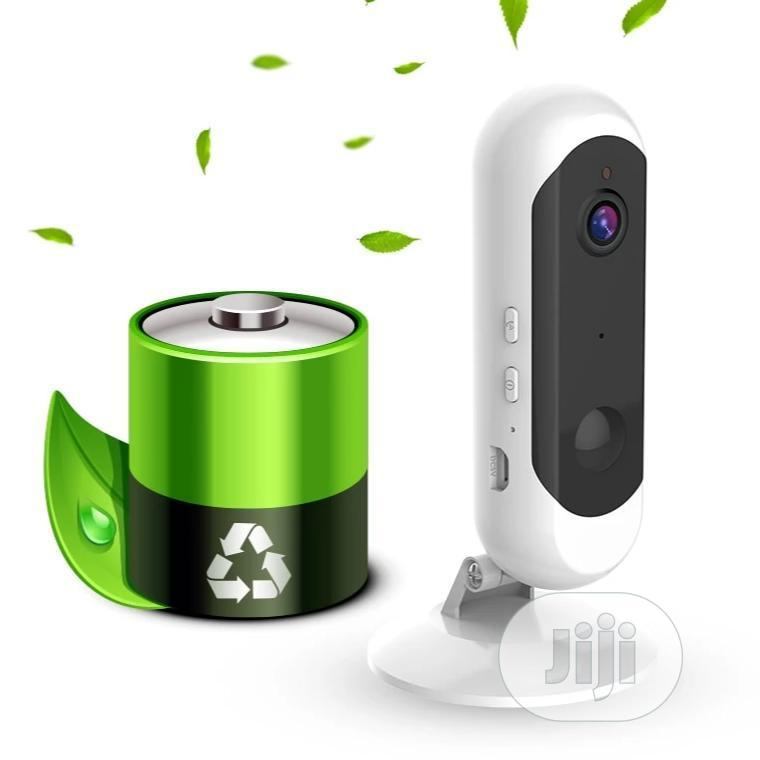 Battery Powered 1080P WIFI IP Camera   Security & Surveillance for sale in Ikeja, Lagos State, Nigeria