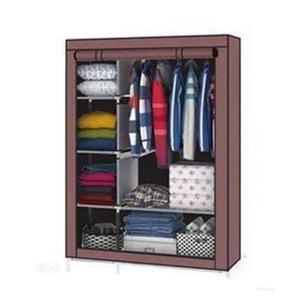 Big Size Foldable Classic Storage Wardrobe   Furniture for sale in Lagos State, Oshodi