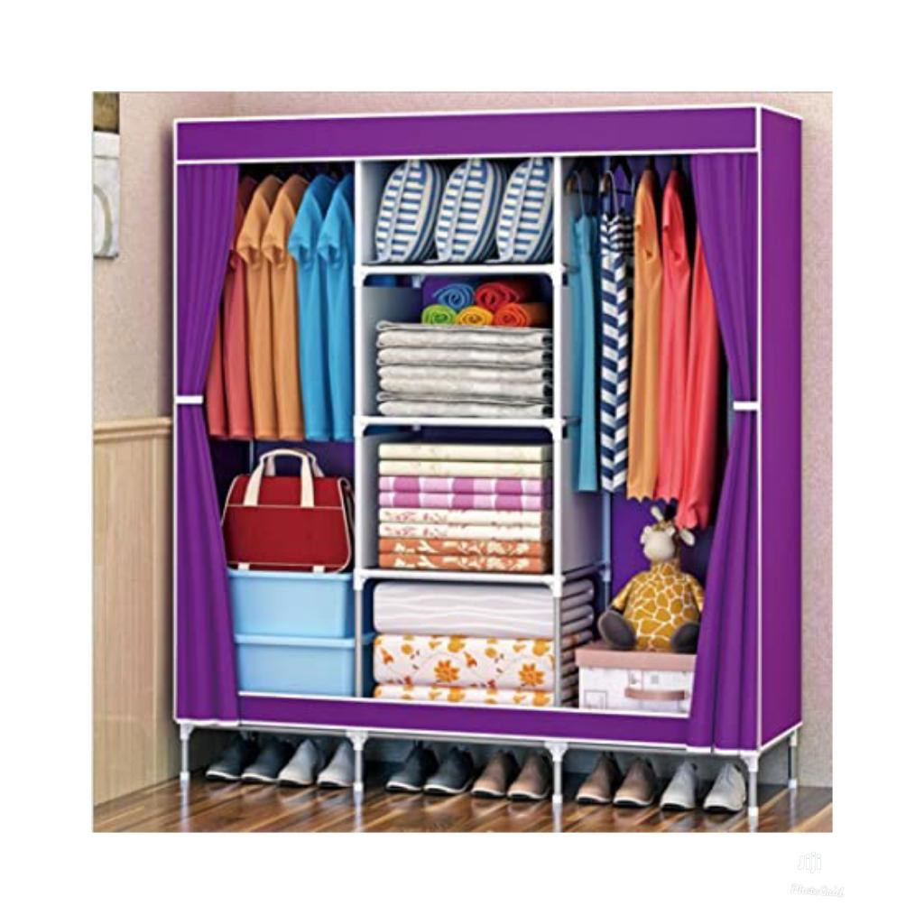 Unisex Fashion Wardrobe Storage