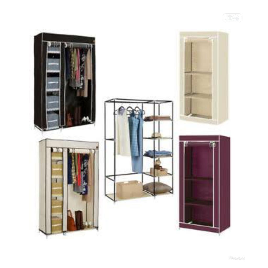 Classic Storage Wardrobe