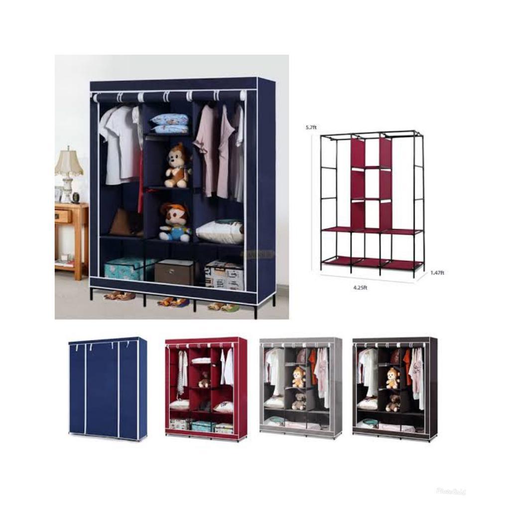 Unisex Fashion Storage Wardrobe
