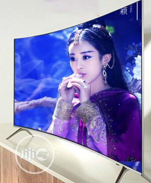 """New Samsung 65""""Curved UHD Smart TV Series7 2years   TV & DVD Equipment for sale in Lagos State, Ojo"""