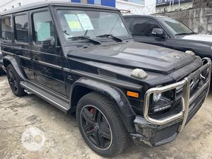 New Mercedes-Benz G-Class 2017 Black | Cars for sale in Lagos State, Ikeja